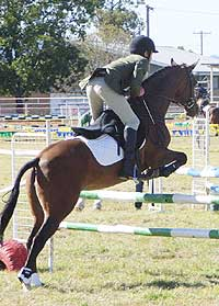Winner Armidale Combined Training 2009, qualified 2010 Grand Nationals