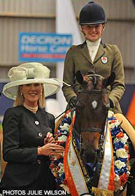 2009 National Show Horse Champion